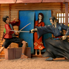 Samurai Champloo Figures