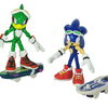 Sonic Free Riders Figures From Jazwares Revealed