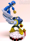 Mega Man & Samurai Champloo Statues From Jazwares Inc.
