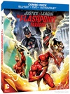 Blu-ray, DVD details announced for JUSTICE LEAGUE: THE FLASHPOINT PARADOX