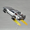 New Revoltech Back To The Future 2  Delorean Images