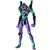 Evangelion Evolution Revoltech EV-001 EVA-01 Test Type & EV-002 EVA-03 Production Model Figures