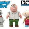 K'Nex Brands Announces Family Guy Porducts