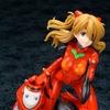 Neon Genesis Evangelion Asuka: Q Plug Suit Ver Ani*Statue