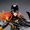 Batgirl Black Costume Bishoujo Statue