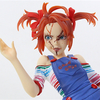 Bride Of Chucky Movie Bishoujo Chucky Statue From Kotobukiya Video Review & Images