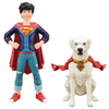 DC Comics Super Sons Jonathan Kent & Krypto 1/10 Scale ArtFX+ Statue Two Pack