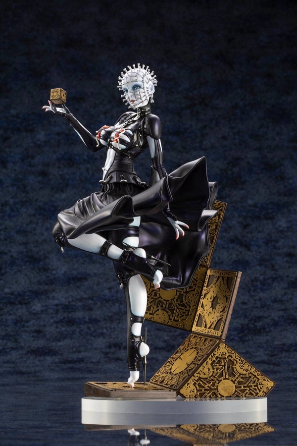 hellraiser 3 hell on earth pinhead bishoujo statue from