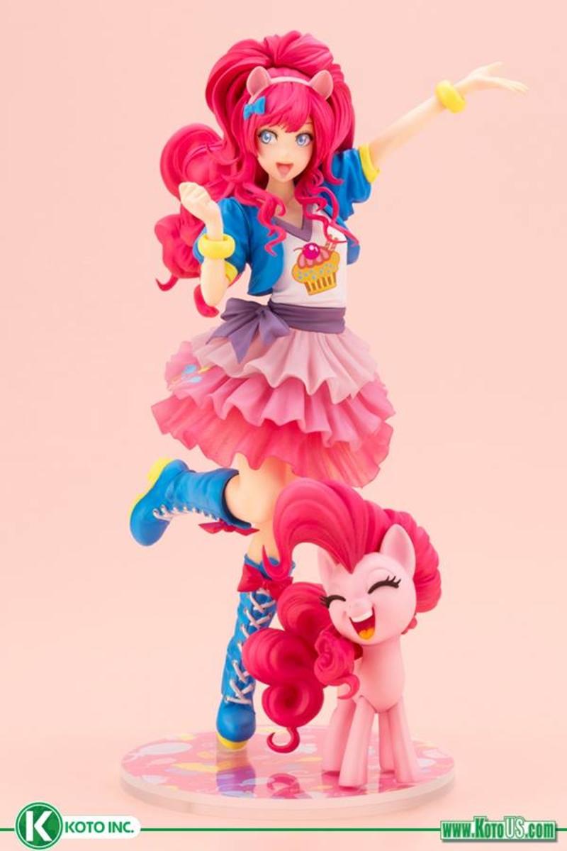 My Little Pony Pinkie Pie Bishoujo Statue From Kotobukiya