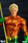 2012 NYCC - DC Comics Aquaman New 52 Justice League ARTFX+ Statue