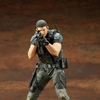 Resident Evil: Vendetta Chris Redfield ARTFX Statue From Kotobukiya