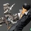 Trigun Badlands Rumble Nicholas D. Wolfwood ARTFX J Statue
