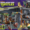 Two More TMNT and Super Hero Lego Sets Revealed