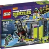 TMNT LEGO Mutation Chamber Unleashed & T-Rawket Sky Strike Sets Revealed