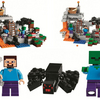 New LEGO Minecraft Sets Revealed