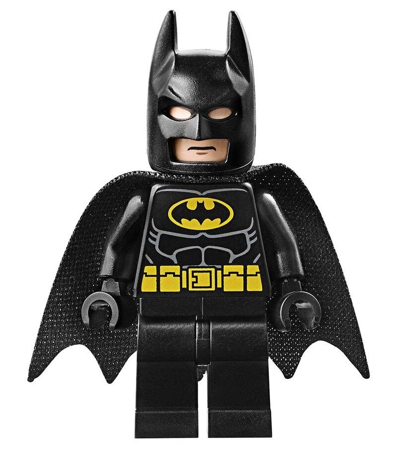 2019 SDCC Exclusive LEGO The Dark Knight of Gotham City Set
