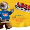 Exclusive LEGO Movie Robotic Mini-Figure Available At AMC Theaters