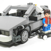 Back To The Future Lego's Coming Soon