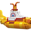 LEGO Ideas 21306 Beatles Yellow Submarine Set Revealed