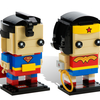 New SDCC Exclusive Marvel & DC BrickHeadz Figures From LEGO