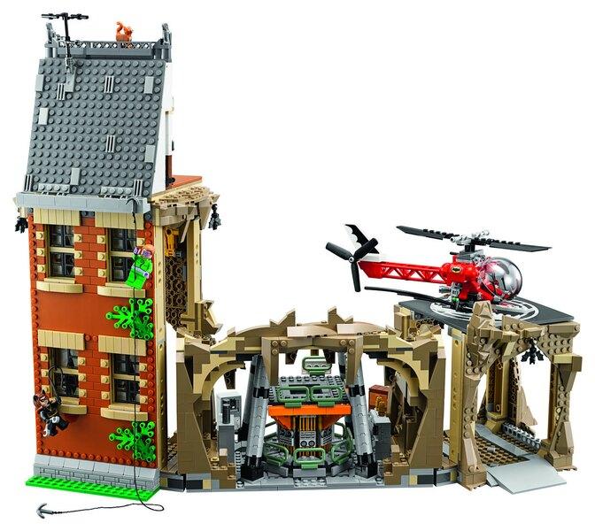 LEGO 76052 Batman Classic TV Series Batcave Images & Details