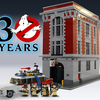 LEGO Ideas Ghostbusters Firehouse Headquarters (75827) Set Details
