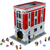 Official Images For The 75827 LEGO Ghostbusters Firehouse Headquarters Set