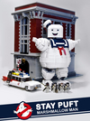 New Ghostbusters Ecto-1 Lego Set Images Plus A Proposal For A Stay Puft Marshmallow Man