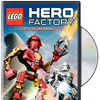 From the Creators of BIONICLE comes LEGO Hero Factory Rise of the Rookies on DVD 11/16/10!