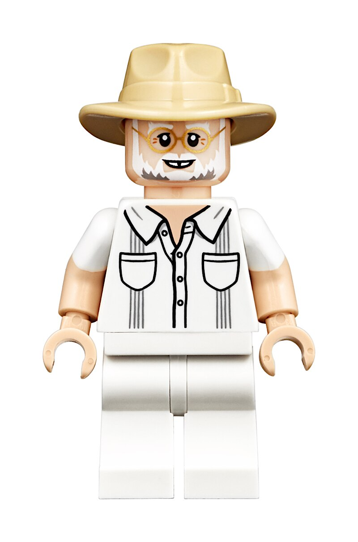 Jurassic Park T Rex Rampage Lego 75936 Set Revealed