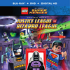 Justice League vs. Bizarro League Movie Featuring Exclusive Batzarro LEGO Minifigure
