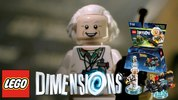 Lego Dimensions: Doc Brown
