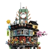 LEGO Ninjago Movie Ninjago City Set Revealed