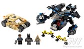 2012 NYCC - New DC & Marvel Super Hero Sets