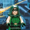 Green Arrow & Superman Lego Mini-Figure To Be Given Out At SDCC
