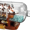 LEGO Ideas - 21313 Ship in a Bottle Set Image & Details