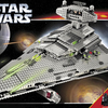 Imperial Star Destroyer & Jabba's Sail Barge Lego Sets