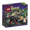 TMNT Turtle Sub Undersea Chase & Karai Bike Escape Lego Sets Revealed