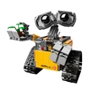 LEGO Ideas Wall-E Set Revealed