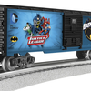 Lionel Trains Annonces DC Comic Based Train Sets