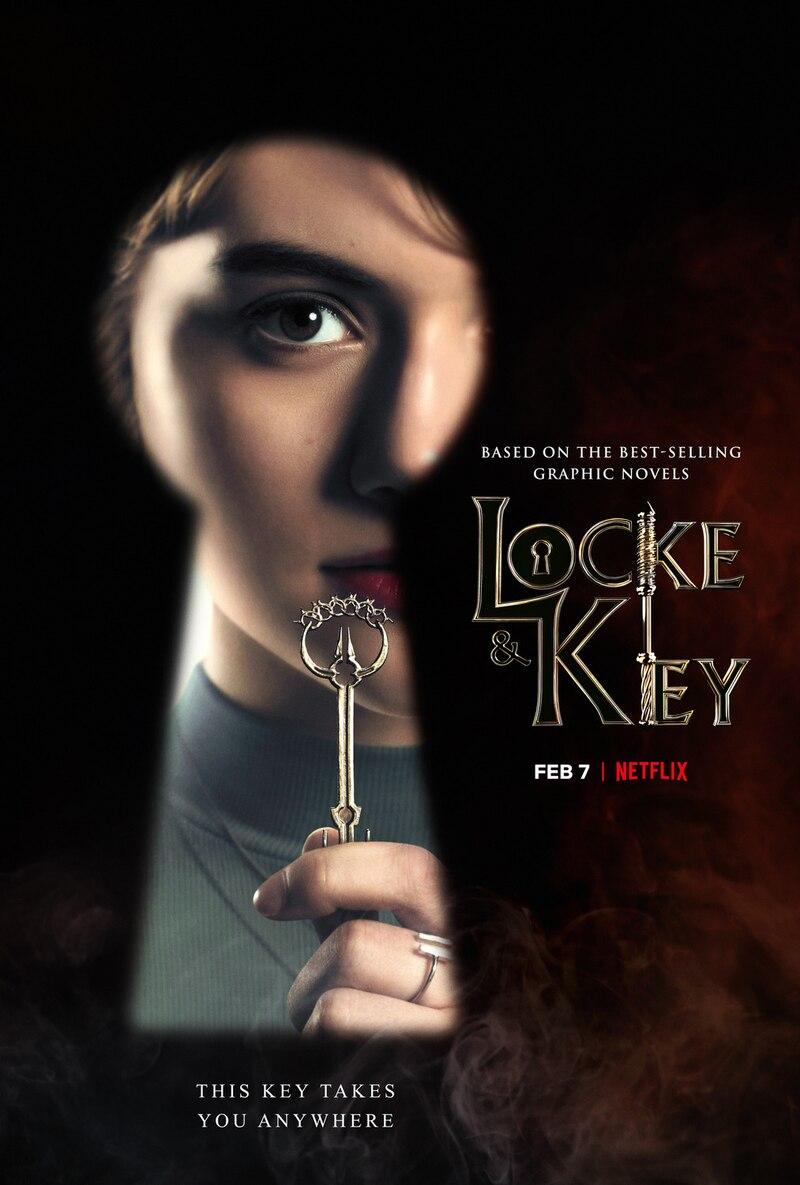 Locke & Key Serie
