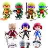 Teenage Mutant Ninja Turtles Action Vinyls Series 1