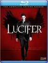 'Lucifer' Season Two Blu-Ray & DVD Artwork And Release Information