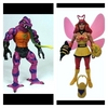 2014 SDCC MOTUC Figure Sneak Peeks - Tung Lashor, Sweetbee & New Adventures She-Ra