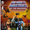 MOTU Figure Comic Cover Contest