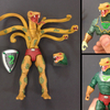 New Look At Mattel's Updated MOTUC King Hssss Figure
