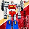 Action Toys Announces Machine Robo DX Series