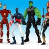 Marvel Legends Young Avengers Boxset