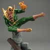 Iron Fist Cold-cast Porcelain Statue From HardHero