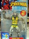 New Spider-Man Classics Man-Wolf & Venom Figures
